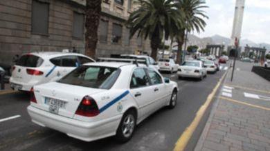 El Consistorio considera que no hay razones que justifiquen las movilizaciones del taxi