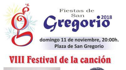 La música y las actividades para la familia centran el primer fin de semana de las fiestas de San Gregorio
