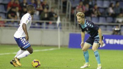 El Tenerife no pasa del empate en casa