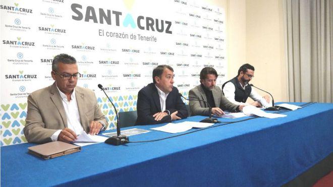 Santa Cruz amplía la frecuencia en ocho de las líneas urbanas de guaguas