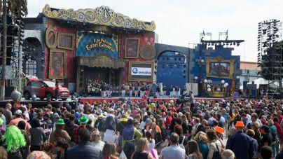 Radio Televisión Canaria y el canal Nova retransmitirán el Carnaval de «Una noche en Río»
