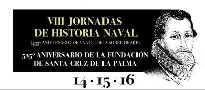 VIII Jornadas de Historia Naval en Santa Cruz de La Palma