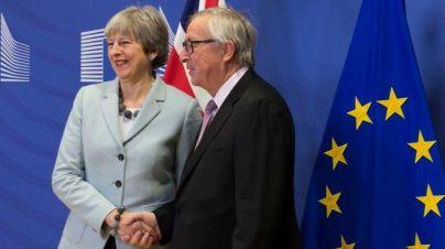Londres y Bruselas cierran un acuerdo a 'nivel técnico' sobre el Brexit