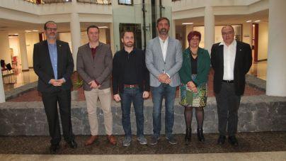 Las dos universidades y el Gobierno trabajarán en el proyecto de investigación arqueológica del yacimiento de San Marcial de Rubicón