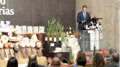 Agrocanarias premia la calidad de los mejores vinos, quesos, gofios, aceites y sales marinas