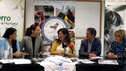 Las zonas comerciales de El Hierro se llenan de actividades para dinamizar el sector