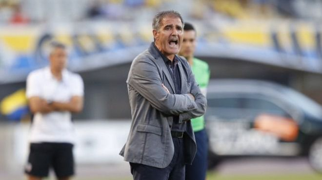 Paco Herrera releva a Manolo Jiménez