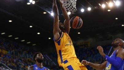 El Herbalife Gran Canaria derrota al Maccabi (84-78)