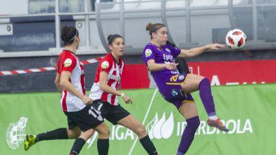 La UDG Tenerife Egatesa cede ante el Athletic