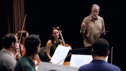 Conciertos de la gira 'Sigue la Música' con Fernando Palacios