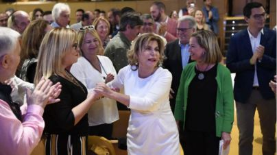 Nardy Barrios presenta su candidatura al Ayuntamiento de Las Palmas de Gran Canaria