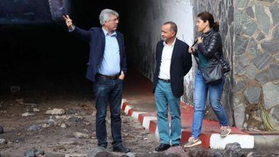 Tacoronte cifra en 335.000 euros los daños del temporal marítimo