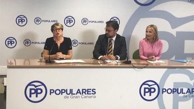 María Salud Gil, liderará la candidatura del PP a la Alcaldía de Las Palmas de Gran Canaria