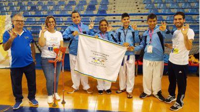 El Club Ilja Sport primer equipo de Parataekwondo de Canarias