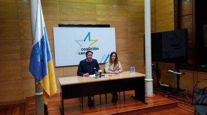 """CC critica el """"intento de bloqueo"""" de Antonio Morales a la implantación del bono residente canario"""