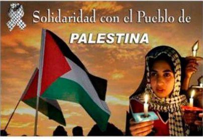 Telde se suma a la celebración del Día internacional de Solidaridad con el Pueblo Palestino