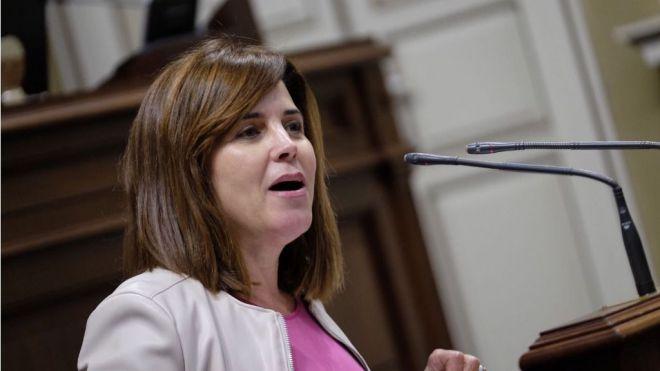 """""""Cuando el presupuesto no sube ni un euro, difícilmente podemos decir que Canarias es para todos y todas"""""""