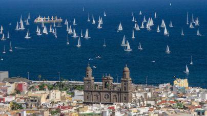 La ARC cumple el domingo su salida número 33 desde Las Palmas de Gran Canaria