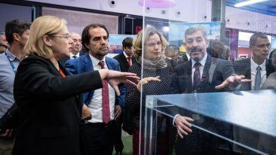 Las RUP visualizan la energía y economía azul de Canarias