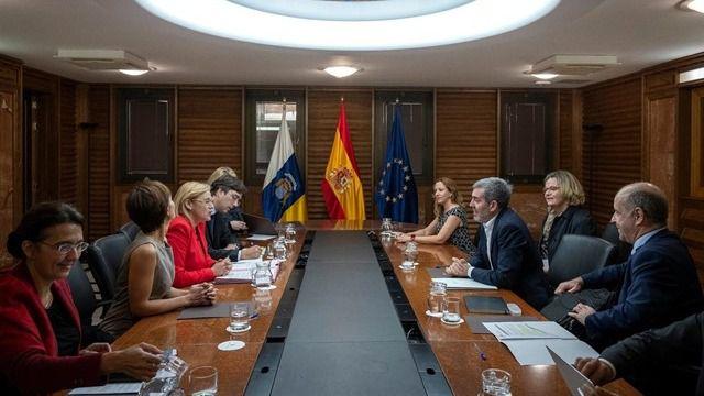 Canarias frena los expedientes sancionadores por los planes hidrológicos