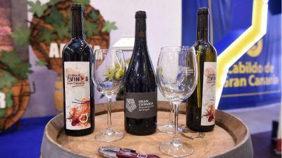"""""""El vino de Gran Canaria no se parece a ningún otro que haya probado"""", asegura la presidenta de la Ruta del Vino de Alicante"""