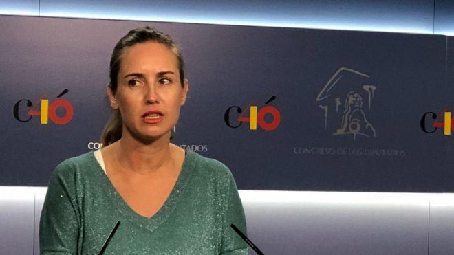 """Melisa Rodríguez: """"Cuando se debate qué va a pasar con Gibraltar Sánchez está en Cuba y se reúne con la dictadura"""""""