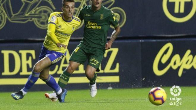 Las Palmas pierde en el estreno de Paco Herrera (4-1)