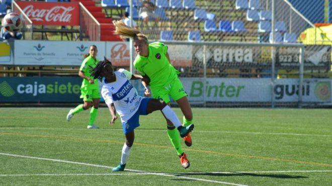 La UDG Tenerife Egatesa cae eliminado en la lotería de los penaltis