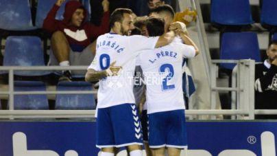Importante victoria del Tenerife