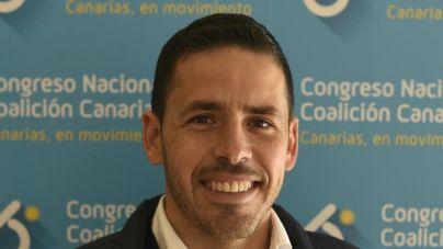CC acusa al presidente de Gran Canaria de 'sectarismo' y de 'manipulación' de datos