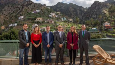 El Hotel Rural Triana de Vallehermoso abre sus puertas
