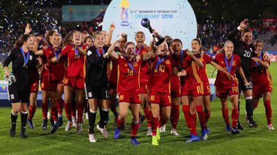 Las Selección de Fútbol Femenino Sub'17 gana el mundial