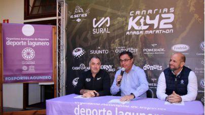La K42 Canarias Anaga Marathon, un clásico de las carreras de montaña