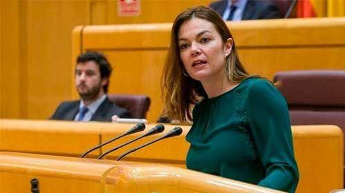 María José López Santana, nominada a 'senadora revelación' por la Asociación de Periodistas Parlamentarios