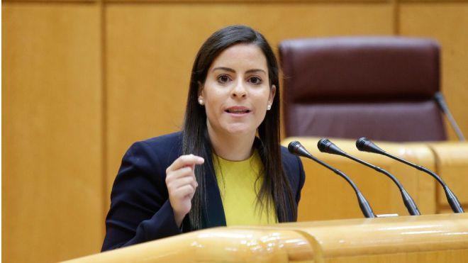Yaiza Castilla exige al Estado reiterar en Europa la aceptación del término ´miel de palma`