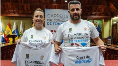 Puerto de la Cruz celebrará la II Carrera del Corazón de Tenerife y el Cross Familiar de Navidad