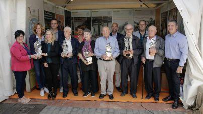 La tejedora Nilia Bañares recibe un reconocimiento regional