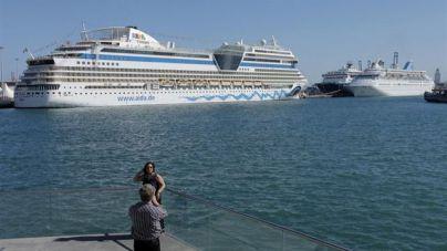 Los puertos de Las Palmas recibieron 957.050 cruceristas hasta octubre y los de Santa Cruz de Tenerife 708.221