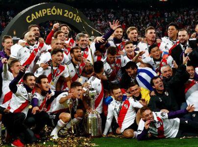 River Plate conquista la Copa Libertadores en Madrid
