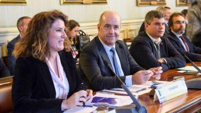 Pedro Ortega solicita al Estado mayor información sobre los planes de actuación ante el Brexit