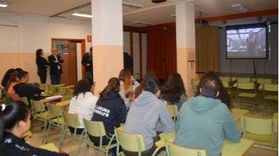 El IES San Benito apuesta por la cooperación educativa internacional con su proyecto 'El español como puente'
