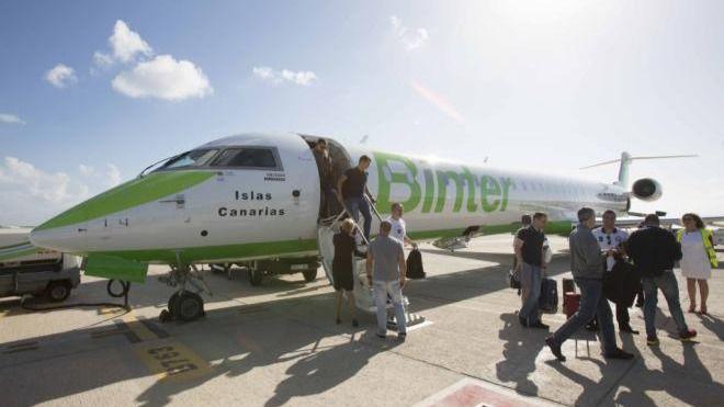 Binter espera cerrar el año con un 12% más de vuelos