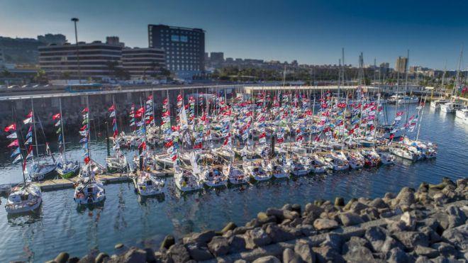La Minitransat, la gran odisea atlántica de la navegación en solitario, vuelve en 2019 a Las Palmas de Gran Canaria