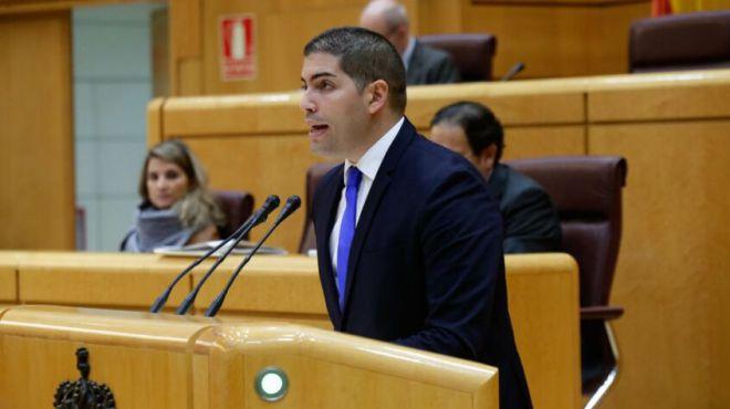 Rodríguez Cejas reprocha al PP que se enroque ahora en la bandera española y olvide los recortes que aplicó