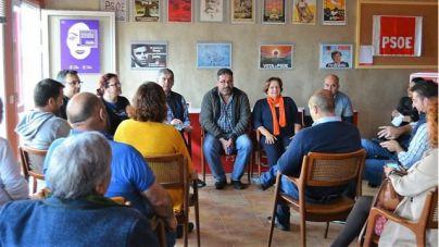 El PSOE de Tenerife exige la restitución 'inmediata' de las líneas de guagua del Norte