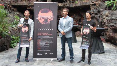 Creación de la primera orquesta pública de la isla, Lanzarote Ensemble
