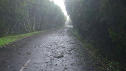 Finaliza la situación de alerta por vientos en El Hierro, La Gomera y noreste de Tenerife