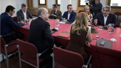 El Gobierno canario, PP, ASG, NC y CC reclaman a Sánchez 480 millones de los PGE
