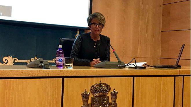 Mañéz presenta los datos que evidencian que el Gobierno de España cumple con Canarias