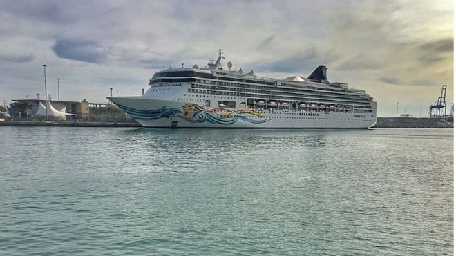Los cruceros vuelven a Las Palmas de Gran Canaria por Reyes
